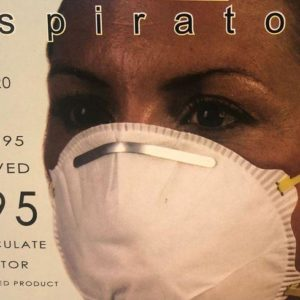 N95 Respiratory Mask without Valve